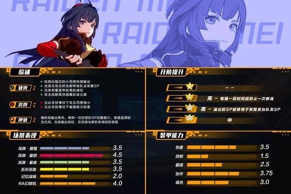 【崩坏3】2.1版本全角色图鉴-图文版(附全角色排行榜)-13.jpg