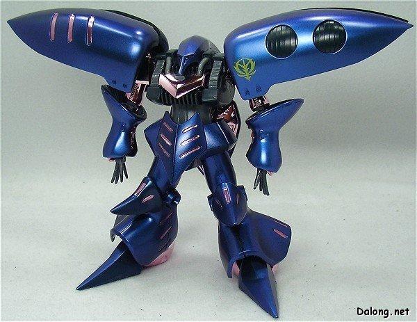 HG卡碧尼MK-Ⅱ蓝色电镀版