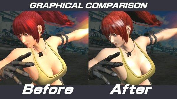 《拳皇14》画质对比宣传片公布7.jpg