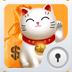 360锁屏主题-招财猫 安卓最新官方正版