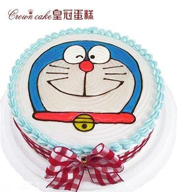 cake皇冠蛋糕艺术卡通人物随心配