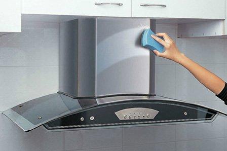美的抽油烟机清洗具体方法-美的蒸汽洗油烟机的清洗