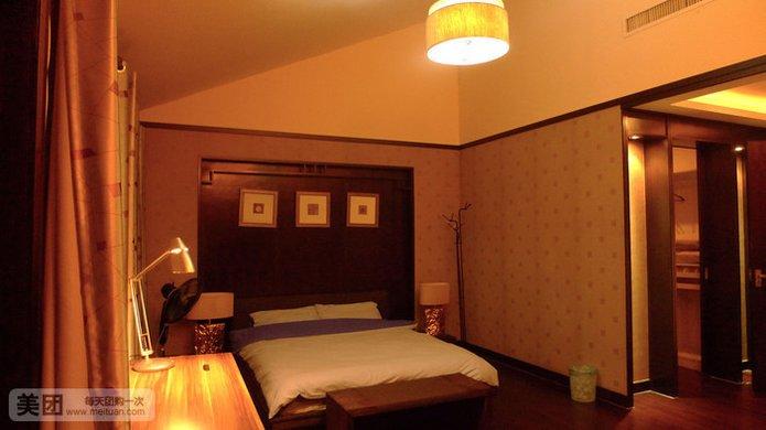 蓝海别墅派对1个,提供免费WiFi南沙龙光别墅图片