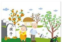 """""""关爱失独暖心植树节""""在京举办"""