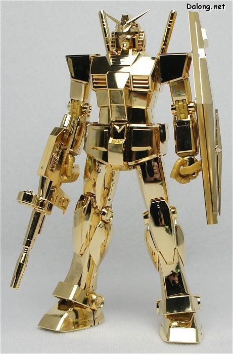 RX-78-22.0Ver.CLUBMG限定金色版