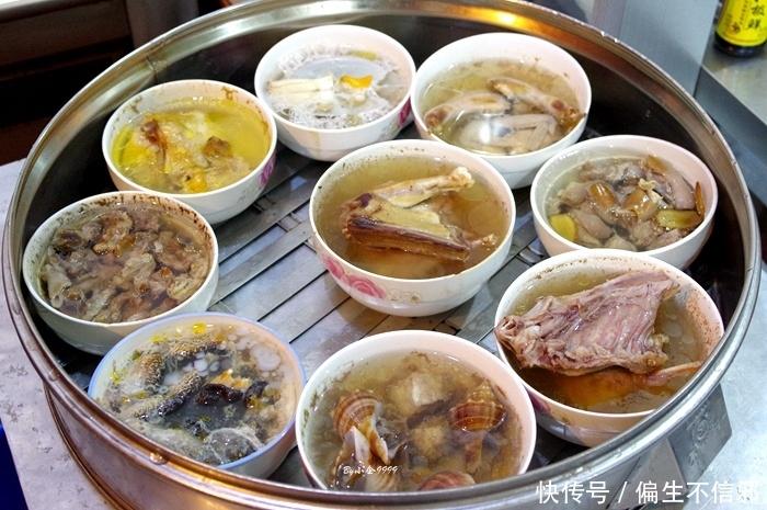 回芗偶记丰俭由人的炖罐,漳州小吃