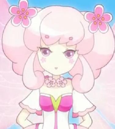 小花仙动画片中的山梦唱的歌叫什么名字