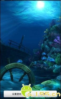 海底世界高清壁纸_360百科