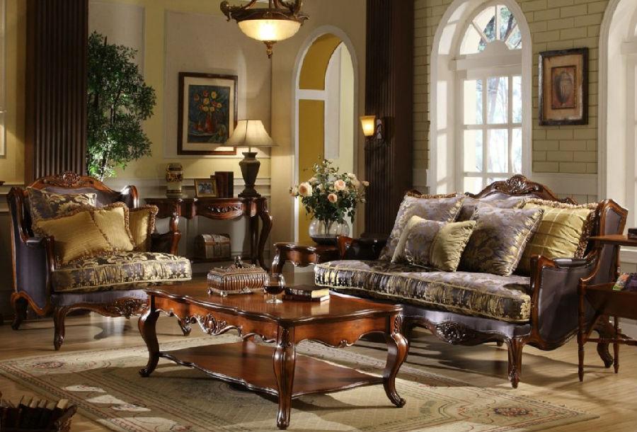 美式家具是殖民地风格家具中最典型的代表图片