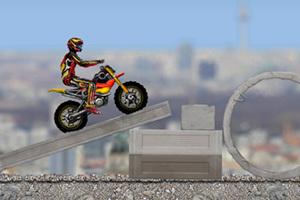 德国摩托车挑战赛_德国摩托车挑战赛德国摩托车挑战赛小游戏3
