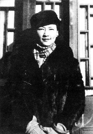 《齐德拉》,林徽因饰公主齐德拉,徐志摩饰爱神玛达那.图片