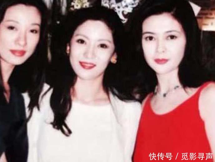 59岁的陈岚曾容貌媲美关之琳,炮轰周星驰,借钱