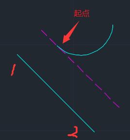 CAD巧用PL线画圆用PL线画圆_360问答cad工具自定义图片