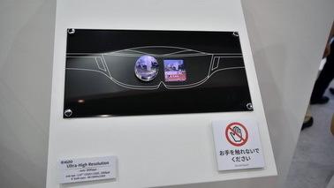 夏普推1000PPI屏幕+无边框显示屏 或成移动VR的未来