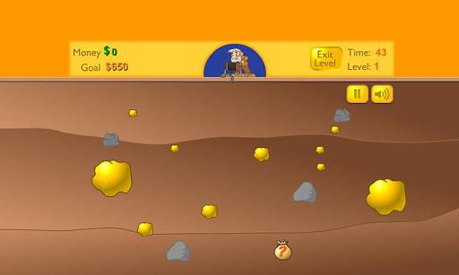 黄金矿工豪华版游戏截图