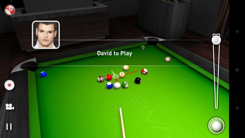 真实桌球3D截图4