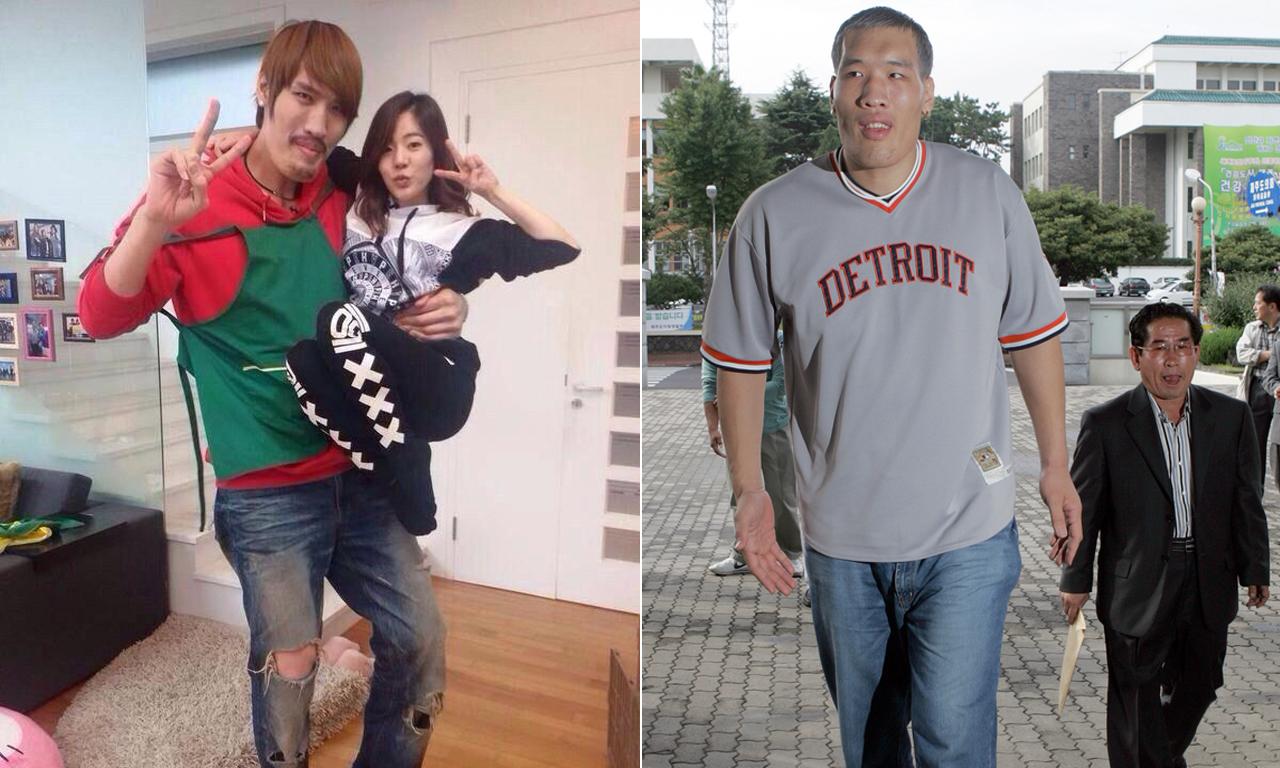 韩国2米18巨兽辱中国功夫 遭解放军拳手吊打 - 周公乐 - xinhua8848 的博客