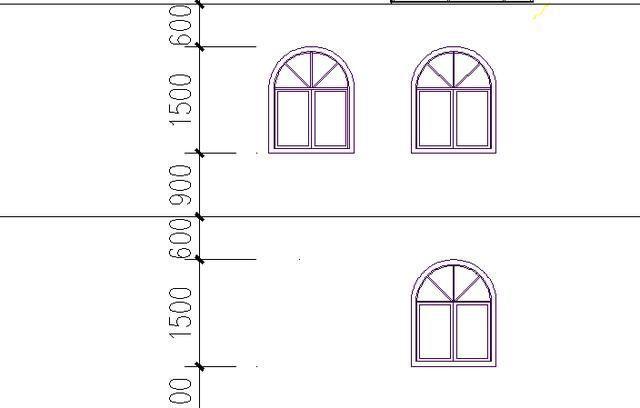 建筑直径中有哪些图纸标注,又在CAD中设cad标注尺寸一半图片