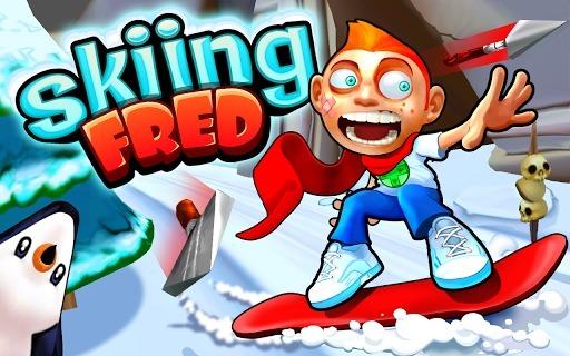 弗雷德滑雪截图1
