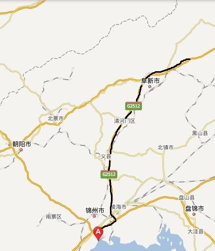 彰武至锦州世博园自驾车怎么走?详细