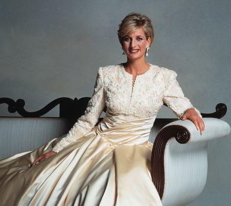 戴安娜王妃图片