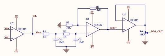滤波器电路图分析