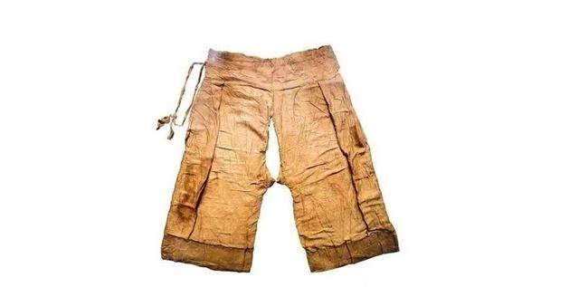 从新疆浅析的千年裤子上,去出土古代裤子是如情趣用品番图片