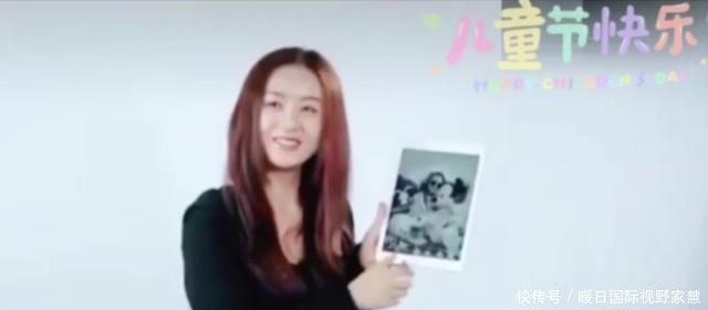 赵丽颖产后首度上线,发色引来热议没逃过产女主头发有电影的颜色图片