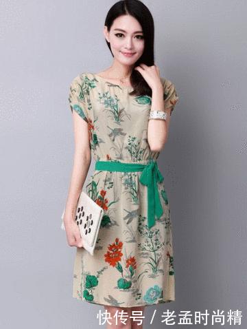 对于爱美的女人来说, 这几款裙子一定少不了, 更潮更时尚