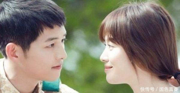 """宋慧乔因离婚人气大降,和刘亦菲同台后,韩网戏称""""巫婆与公主"""""""