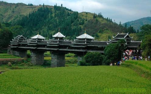 绥阳的双河洞地质公园,红果树瀑布,中国酒城---怀仁茅台镇,中国的美酒