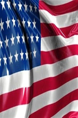 美国国旗动态壁纸_360手机助手
