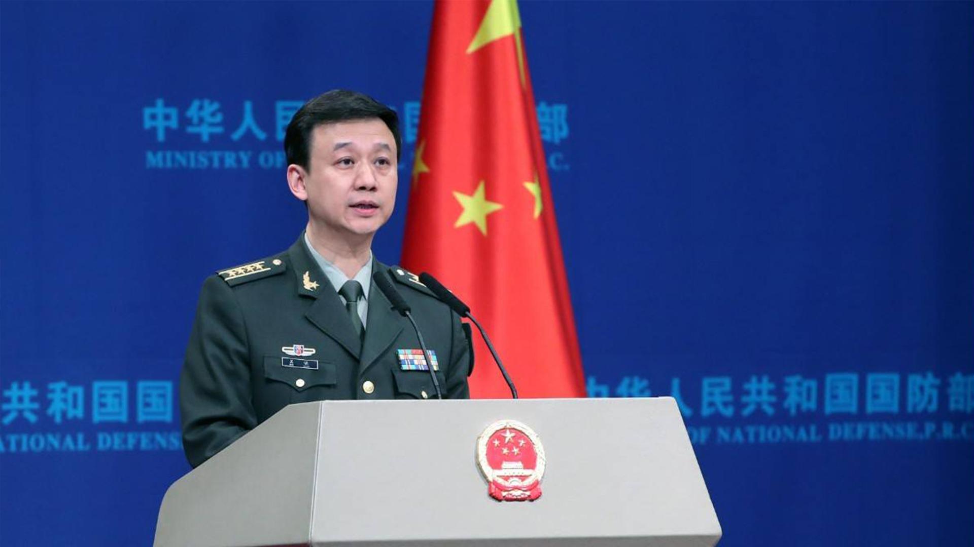 国防部:日方应停止就钓鱼岛问题挑衅中国 更不要倒打一耙