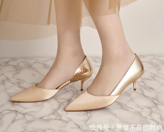 想要把高跟鞋穿得更出彩,不同的场合选对的颜色很重要