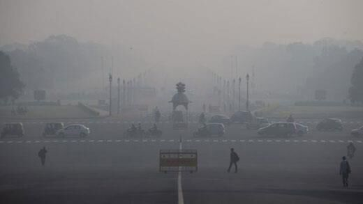 India 1 million 200 thousand people die every year from air pollution has been facing an ecological disaster - Beijing time