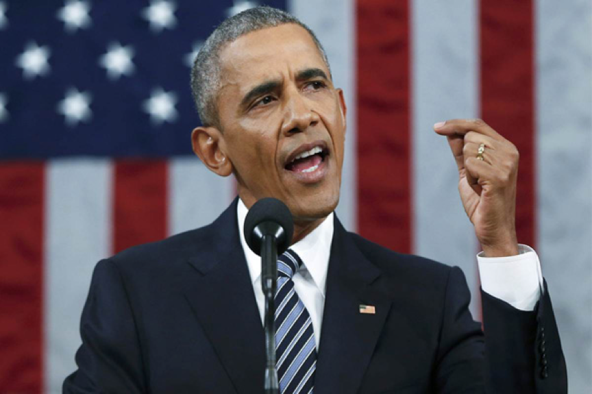The national media hot Obama: global policy in a disastrous state - Beijing time