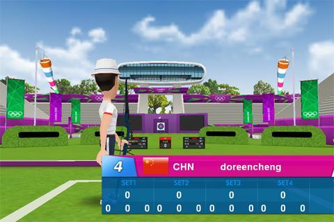 伦敦2012奥运官方游戏截图3