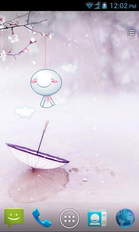 樱花雨动态壁纸_360手机助手