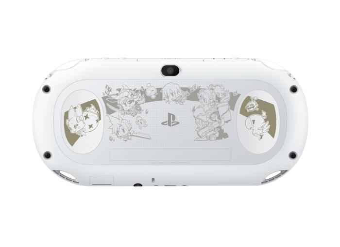 SE推出纪念版《最终幻想世界》PSV掌机