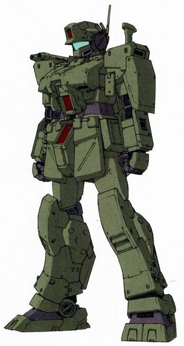 RGM-79S吉姆·斯巴达