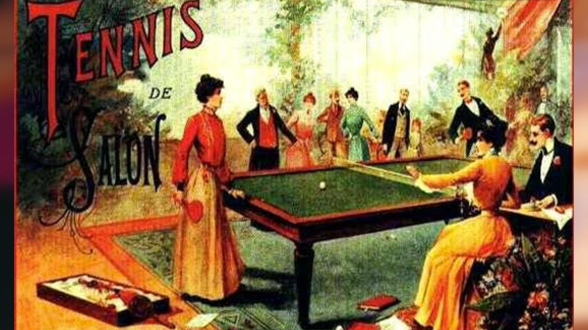 探寻奥运会乒乓球发展史 中国国球竟起源英国图片