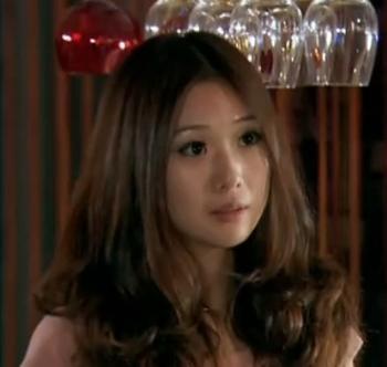 爱情公寓2第二集里吕子乔在酒吧第一个搭讪的女孩叫?