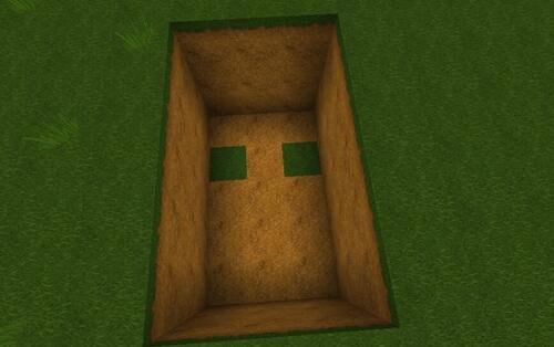 迷你世界耕地陷阱怎么做?耕地陷阱制作步骤教程!