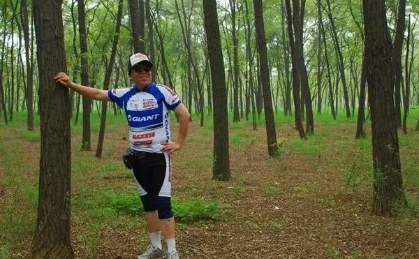 新乡故事:黄河故道森林公园提质升级一个月后
