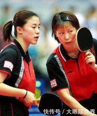 悉尼奥运乒乓球双打类型李菊近况?高尔夫球包冠军图片