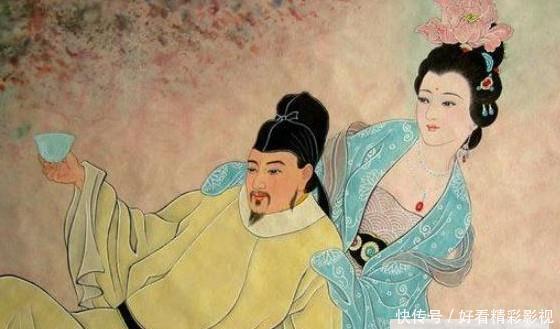 李隆基把杨玉环从儿子手中梦见,为何她没有拒抢走情趣内衣图片