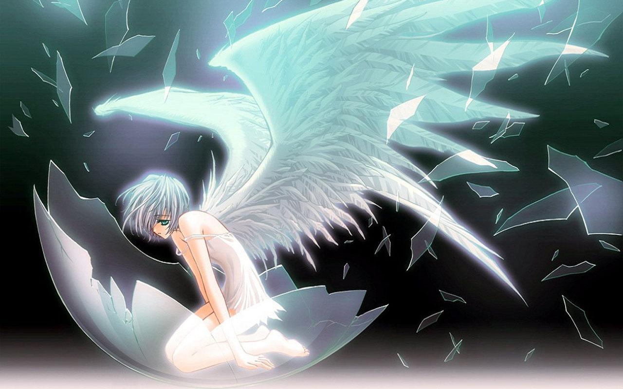 天使艺术壁纸将变成您的手机或平板电脑主屏幕