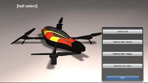 直升机飞行模拟器 ARDrone Sim截图4