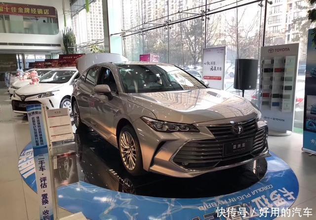 从亚洲龙看丰田造车新理念