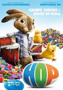 《拯救小兔》海报